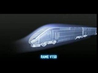 "LA RAME V150 ""574,8 KM/H"""