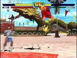 Street Fighter EX Plus Alpha Ken Survival Mode