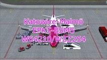 FSX A380 Bangkok to Los Angeles via Tokyo (Short version) [AMAZING