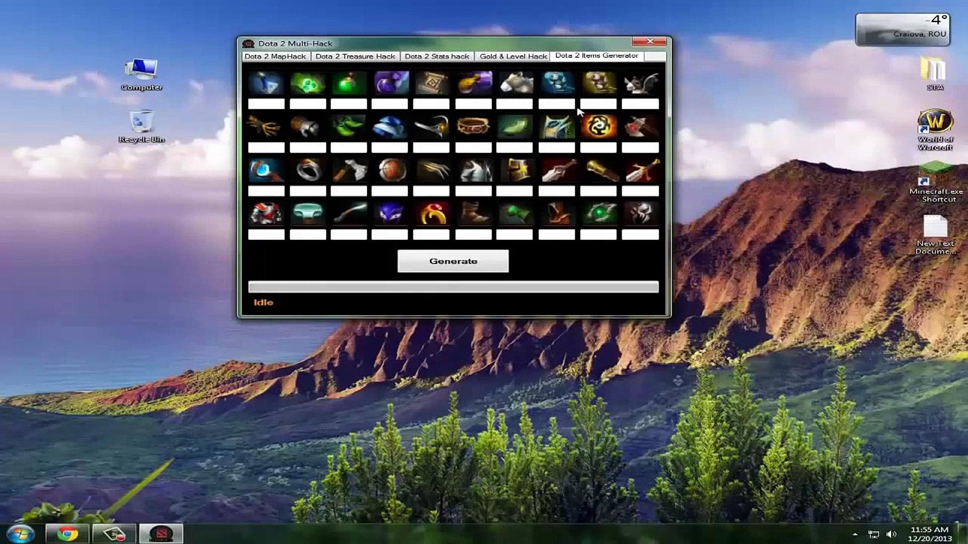 [2015 UPDATE] Dota 2 Hack Tool - Multiple Items Treasure Items [NO SURVEY]