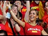 Spain - Italy. Spagna - Italia. Espana - Italia Euro 2008.