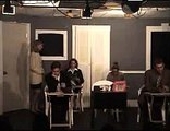 THE TEMP by Kristen Lacey- Mom Made Us Do This- Sketch Comedy Show Hollywood, Ca.