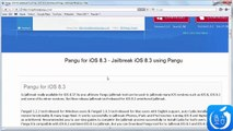 iphone 4s,5,5s,6 firmware 8 3 install libimobiledevice - video