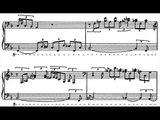 Oscar Peterson, Sandy's blues, transcription