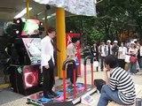 Osaka, Japan - Dance Dance Revolution DDR Show