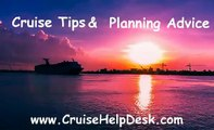 Cruise Tips For First Timers - Holiday cruise Tips And Preparation Advice For Any Holiday cruise