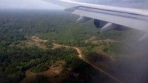SLM(Surinam Airways) Airbus A340-300 Landing