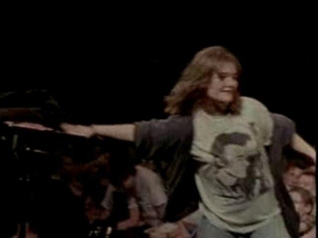 Morrissey - Sister I'm a poet (live)