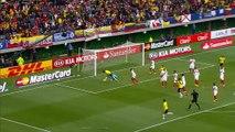 Colombia 0-0 Perù, gruppo C