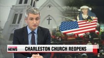 Charleston shootings: Victims remembered at church service