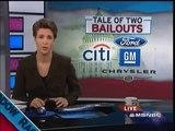 "Rachel Maddow 11/25/08 ""Talk Me Down"" Bailout"