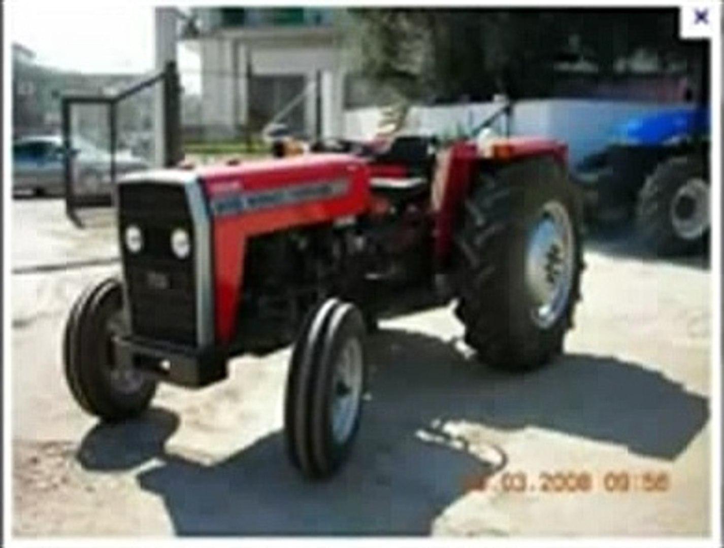Massey Ferguson MF230 MF235 MF240 MF245 MF250 Tractors Service Repair  Workshop 