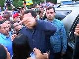 26 AGO 2012 Micro Recorrido del Pdte Hugo Chávez por poblaciones por estados Sucre y Monagas