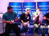 Freestyle Love Supreme improvise about Broadway at Sirius XM Live on Broadway