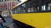 Straßenbahn Dresden  - ČKD Tatra-Wagen / Tramvajová doprava v Drážďanech vozy ČKD Tatra 7.12.2013