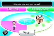 How to Use the Nintendo Wii : Options for Everybody Votes Channel on Wii