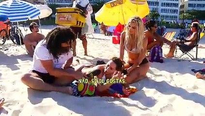 Mendigo & Mendigata prosseguem na caça às beldades na praia