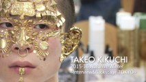 TAKEO KIKUCHI Autumn/Winter 2015-16 - Interview&Backstage TOKYO | Fashion Week TOKYO | FashionTV Japan ファッションTVジャパン