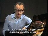 Brendel introduces Schubert Piano Sonata in G major, D.894(English sub)