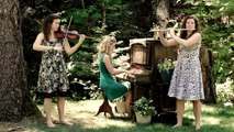 """Finding Neverland """"The Park on Piano"""" (Piano, Flute, Violin Cover) - Trio Paradiso Music"""