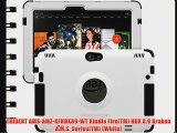 TRIDENT AMS-AMZ-KFHDX89-WT Kindle Fire(TM) HDX 8.9 Kraken A.M.S. Series(TM) (White)