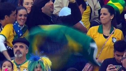 Brasile 2-1 Venezuela, gruppo C