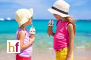Cómo organizar el verano de lo niños