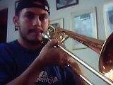 bass trombone badinerie