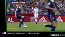 France – Corée du Sud : Revivez le magnifique but de Marie-Laure Delie en Coupe du monde