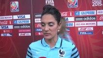 Foot - CM (F) - France-Corée du Sud : Necib «Ne pas se fier au dernier match»