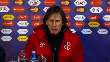 Gareca cieszy się z awansu Peru do ćwierćfinału