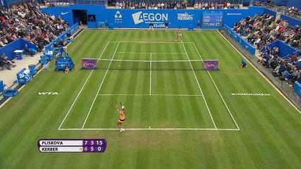 Kerber wygrała turniej w Birmingham
