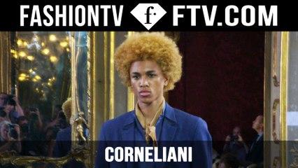 Corneliani Men Spring/Summer 2016 | Milan Collections: Men | FashionTV