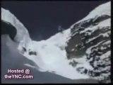 Des mechantes chutes au ski !!!