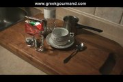 Greek Coffee Ritual - Greek Food Recipes