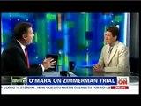 Mark O'Mara on Piers Morgan CNN -  July 16, 2013