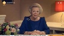 Koningin Beatrix haar toespraak - Aftreden van Koningin Beatrix - Speech Aftreden toespraak