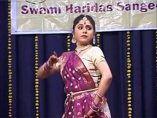 Gauri Swakul - Kathak Dance | Indian Classical Dance Form |
