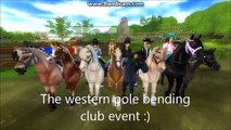 [SSO] - Western pole bending club event :3