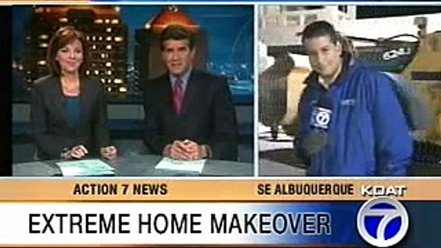 Extreme Makeover : Home Edition reveal