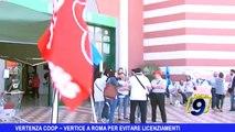 VERTENZA COOP | Vertice a Roma per evitare licenziamenti