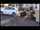TG 09.06.15 Riciclavano auto rubate, sgominata organizzazione in Puglia e Campania