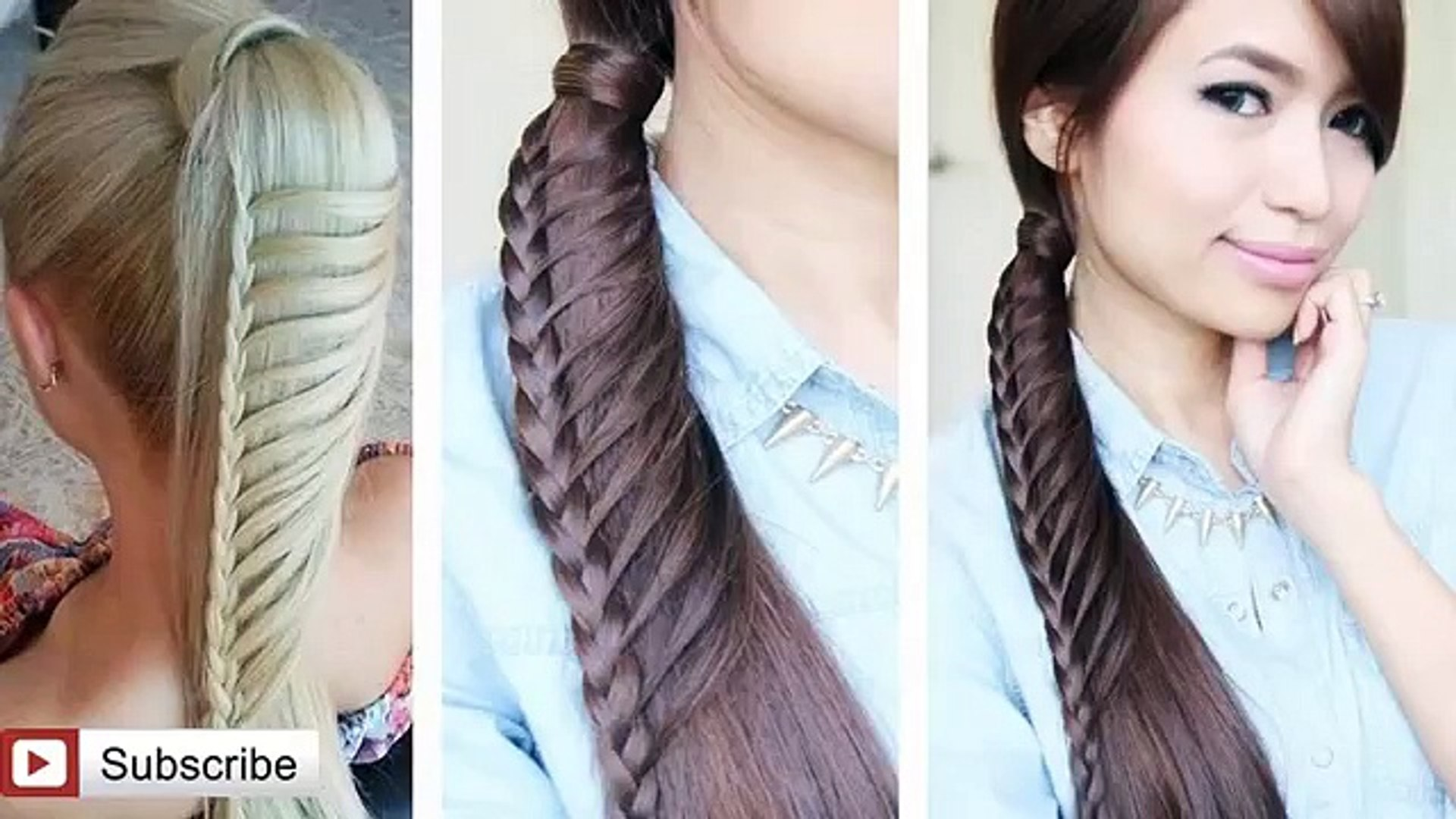 Simple Hairstyle For Girls