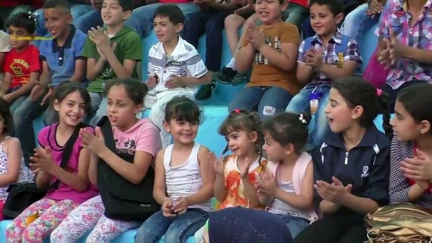 Al Basmeh Summer Camp 2015
