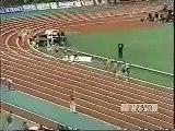 Hicham El Guerrouj en 1500 mts planos