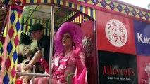 同志2010遊行之2裸鬧街//Taiwan LGBT Pride Parade//台湾ゲイ・パレード