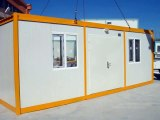 Construction Site Containers - Living Containers - Container Home - Container House