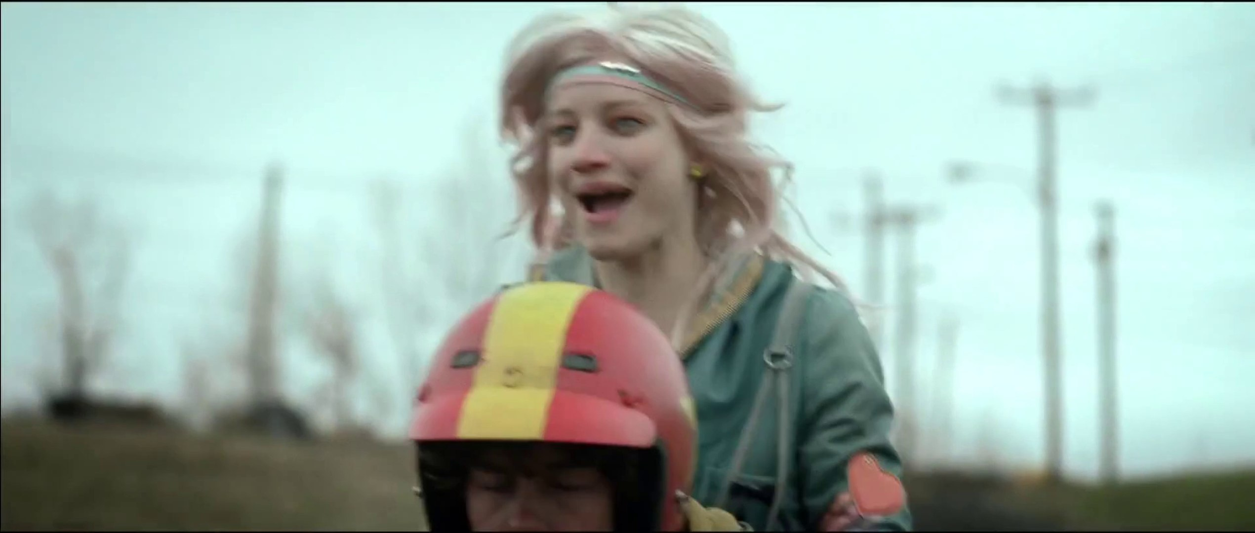 TURBO KID - || Official Trailer Teaser || - Horror Comedy - 2015 - Full HD  -Entertainment CIty