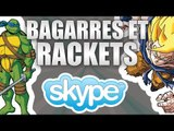 Bagarres et Rackets (Live Skype) - COD GHOST XBOX ONE