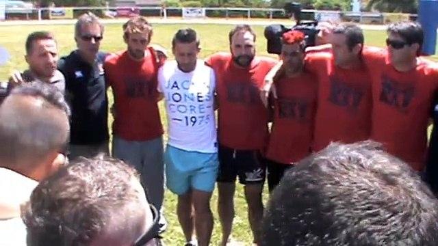 Rabastens-Ennezat, finale championnat de France Deuxième série